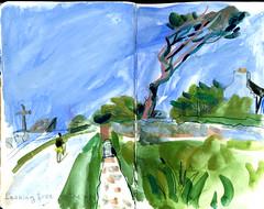 brest24 (marin71) Tags: art drawing sketch urbansketchers illustration trip