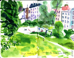 brest05 (marin71) Tags: art drawing sketch urbansketchers illustration trip
