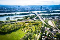 Vienna view (Maria Eklind) Tags: view donaupark cityview donauturm wien vienna austria danubetower donautornet donaustadt österrike