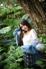 波比0032 (Mike (JPG直出~ 這就是我的忍道XD)) Tags: 波比 台灣大學 nikon d750 model beauty 外拍 portrait 2018 poppy