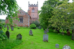 St Lawrence's Church, Appleby (Adam Swaine) Tags: cumbria church churchyard churches rural ruralvillages ruralchurches england english englishvillages churchtower trees britain british uk ukcounties ukvillages 2019 northeast counties