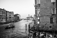 Apéro time (Stephane Rio 56) Tags: printemps venise port europe ville nb italie bw italy life mer rue sea street town venice vie harbour spring blackdiamond