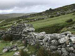 Slievemore Deserted Village (woody lauland) Tags: slievemoredesertedvillage slievemore ruins abandoned
