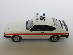 Corgi Vanguards VA10805 Ford Capri 3.0 S Police (2) (Capri Models) Tags: jam sandwich 999 patrol emergency constabulary police sussex scale 143 capri ford 30 3000 s 30s 3000s mark iii 3 mk mk3 voiture auto car diecast model vanguards corgi