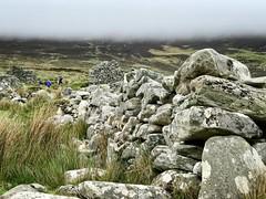 Slievemore Deserted Village (woody lauland) Tags: ireland countymayo achillisland achill slievemoredesertedvillage slievemore ruins abandoned