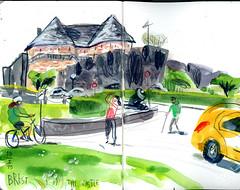 brest16 (marin71) Tags: art drawing sketch urbansketchers illustration trip