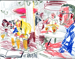 brest15 (marin71) Tags: art drawing sketch urbansketchers illustration trip