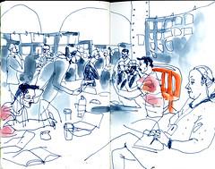 brest07 (marin71) Tags: art drawing sketch urbansketchers illustration trip