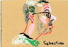 brest44 (marin71) Tags: art drawing sketch urbansketchers illustration trip