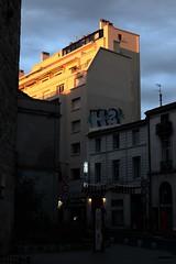Sunset (just.Luc) Tags: sunset zonsondergang coucherdesoleil france frankrijk frankreich francia frança montpellier hérault occitanie okzitanien building gebouw gebäude bâtiment