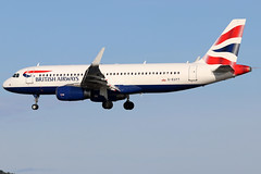 G-EUYT_01 (GH@BHD) Tags: geuyt airbus a320 a320200 a320232 ba baw britishairways speedbird shuttle aircraft aviation airliner unionflag bhd egac belfastcityairport