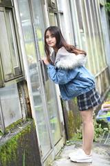 波比0030 (Mike (JPG直出~ 這就是我的忍道XD)) Tags: 波比 台灣大學 nikon d750 model beauty 外拍 portrait 2018 poppy
