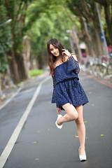 波比0016 (Mike (JPG直出~ 這就是我的忍道XD)) Tags: 波比 台灣大學 nikon d750 model beauty 外拍 portrait 2018 poppy