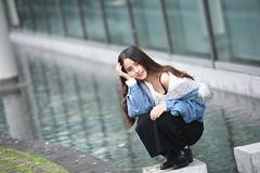 波比0008 (Mike (JPG直出~ 這就是我的忍道XD)) Tags: 波比 台灣大學 nikon d750 model beauty 外拍 portrait 2018 poppy