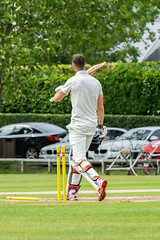 Burgess Hill C.C v Ifield C.C 15.06.19 (CNThings) Tags: cricket burgess hill ifield sussex west county league cnthings chris neal nikon d7200 d7100 burgesshill westsussex chrisneal