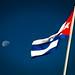 Moon and Cuban Star