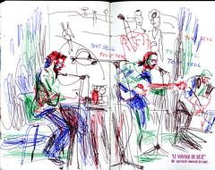 brest08 (marin71) Tags: art drawing sketch urbansketchers illustration trip
