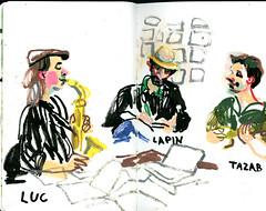 brest06 (marin71) Tags: art drawing sketch urbansketchers illustration trip