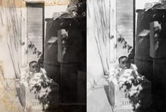 Foto restaurada (Ana_Belén_Glez_1980) Tags: restauracióndeimágenes photoshop fotoantigua