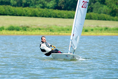 (philbase) Tags: laser open midlands midland grand prix hollowell sailing club