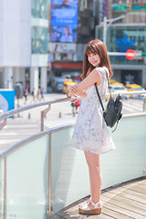 IMG_0043 (攝影玩家-明晏) Tags: kanako 人 人像 戶外 outdoor portrait girl woman pretty people 女生 女孩 寫真 japan taiwan taipei 西門町