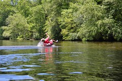 taking a moment to sit and think (Mr. Russell) Tags: edistoriver southcarolina lowcountryunfiltered lcu kayak water river paddling