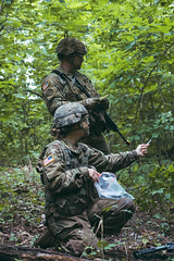 2nd Regiment, Advanced Camp conduct Situational Training Exercises (STX) (armyrotcpao) Tags: cst2019 2ndregiment advancedcamp armyrotc cadet cadets defense ftx fortknox kentucky rotc stx cadetsummertraining teamwork training tulane university