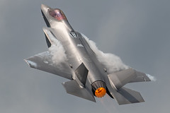 RNLAF Lockheed Martin F-35A Lightning II F-008_ (Vortex Photography - Duncan Monk) Tags: rnlaf royal netherlands air force f35 f35a f008 lightning ii lockheed martin fighter aircraft aviation 323 tes test evaluation squadron afterburner zone 5 spluff vapour vortices airshow