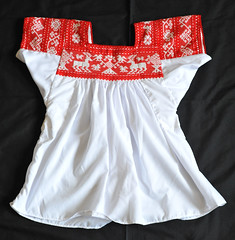 Blouses Mexico Puebla Nahua Textiles (Teyacapan) Tags: blouses mexican nahua puebla yancuitlalpan embroidery ropa textiles clothing