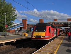 43274 SVG 1733 KGX-HGT 14-6-19 (6089Gardener) Tags: ecml stevenage 43274 hst