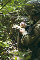 2nd Regiment, Advanced Camp conduct Situational Training Exercises (STX) (armyrotcpao) Tags: cst2019 2ndregiment advancedcamp armyrotc cadet cadets defense ftx fortknox kentucky rotc stx cadetsummertraining teamwork training boston university