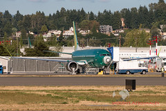7611 43316 737-8 S7 Airlines (737 MAX Production) Tags: b737 boeing boeing737max boeing737 boeing7378 boeing7378max 7611433167378s7airlines