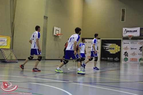 Lausanne Olympic - Meyrin Wildcats