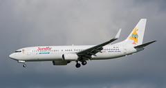 B737 | OM-JEX | AMS | 20190616 (Wally.H) Tags: boeing 737 boeing737 b737 omjex sundorinternationalairlines airexplore ams eham amsterdam schiphol airport