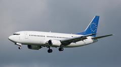 B737 | LZ-BOT | AMS | 20190616 (Wally.H) Tags: boeing 737 boeing737 b737 lzbot bulair ams eham amsterdam schiphol airport