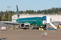 7610 737-8 Donghai Airlines (737 MAX Production) Tags: b737 boeing boeing737max boeing737 boeing7378 boeing7378max 76107378donghaiairlines