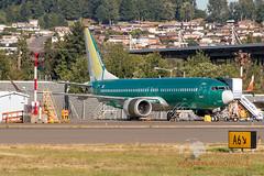7608 760715 37-8 Gol Transportes Aéreos (737 MAX Production) Tags: b737 boeing boeing737max boeing737 boeing7378 boeing7378max 7608760715378goltransportesaéreos