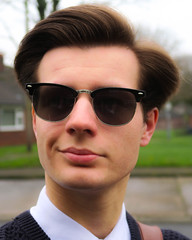 Commute to Class (Haydn Buchanan Photography) Tags: university selfie uni