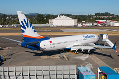 7606 61202 TC-SOK 737-8 SunExpress (737 MAX Production) Tags: b737 boeing boeing737max boeing737 boeing7378 boeing7378max 760661202tcsok7378sunexpress