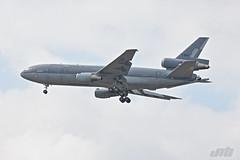McDonnell Douglas KDC-10 (ty154m) Tags: f16 eurofighter spitfire chinook saab typhoon viggen koninklijke volkel luchtmacht kdc10 klu straaljager luchtmachtdagen2019 luchtmachtdagen