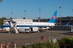 7595 63281 B-20C7 737-8 China Southern (737 MAX Production) Tags: b737 boeing boeing737max boeing737 boeing7378 boeing7378max 759563281b20c77378chinasouthern