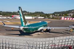7593 44253 9V-MBI 737-8 Silk Air (737 MAX Production) Tags: b737 boeing boeing737max boeing737 boeing7378 boeing7378max 7593442539vmbi7378silkair