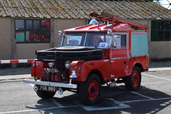 PGK960 (matthewleggott) Tags: fire engines engine appliance eden camp north yorkshire fspg service preservation group pgk960