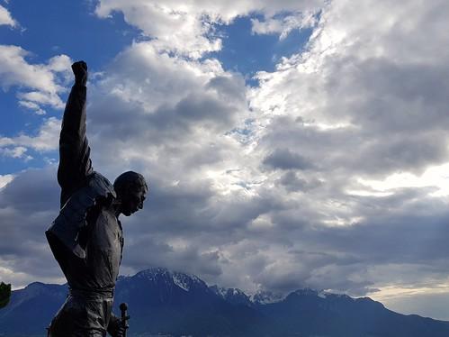 Freddie Mercury fan photo