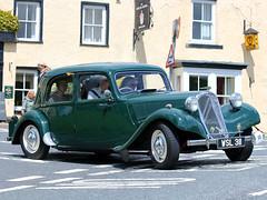 beamish-2019-IMG_4136 1949 Citroen Light 15 (Colin Bainbridge) Tags: beamishrun2019 beamish classiccar wensleydale bainbridge northyorkshire
