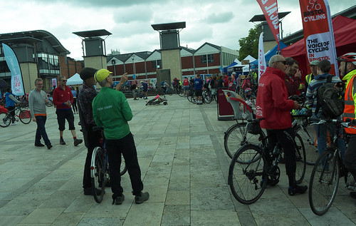 Let's Ride Bristol 2019 - The Voice Of Cycling In Bristol