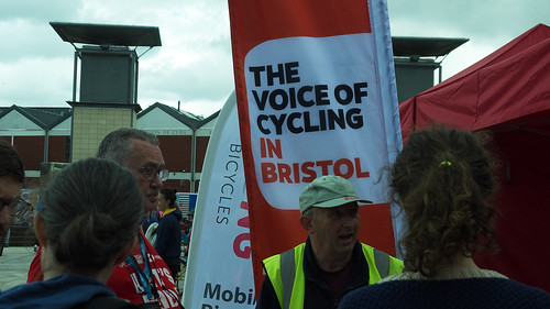 The Voice Of Cycling In Bristol