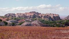 Mad020 (MegElizabethThomas) Tags: color film madagascar scan isalo landscape
