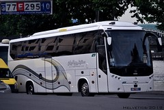 Scania - Iran, Tehran (Helvetics_VS) Tags: licenseplate iran tehran