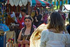 Faire Peddeler - Canby Oregon Renaissance Faire (coljacksg) Tags: oregon faire renaissance canby peddeler vintage sony vivitar f35 28200mm kobori a7r lens review